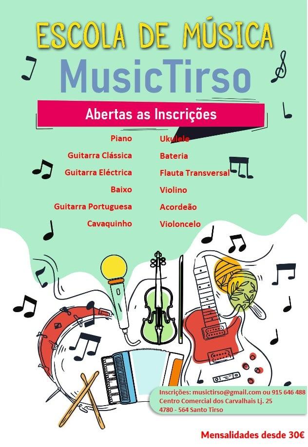 escola musictirso