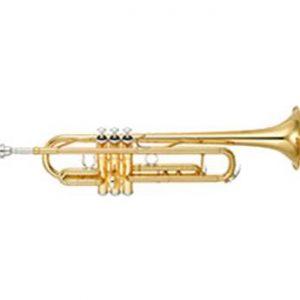 Trompetes em Dó (C)