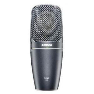Microfones de Estúdio