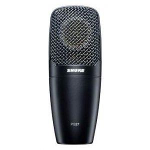 Microfones de Diafragma de Membrana Larga